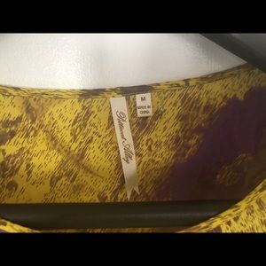 Petticoat Alley Dresses - ⬇️ 100% Silk Dress by Petticoat Alley!!!!